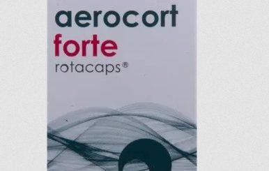 AEROCORT FORTE ROTACAPS 200/200MCG