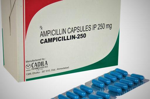 Campicillin 250 MG Capsule