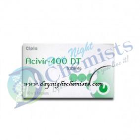 Acivir DT 400mg Tablet