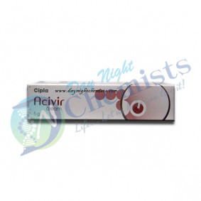 Acivir Cream 5 Gm