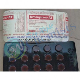 Amlopres 5 + 50 MG Tablet