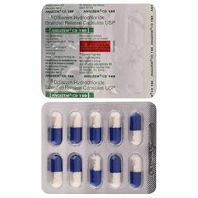 Angizem CD 180 Mg