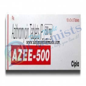 Azee 500 MG Tablet