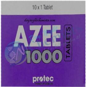 AZEE 1000 MILLIGRAM