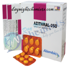 Azithral 250mg Tablet