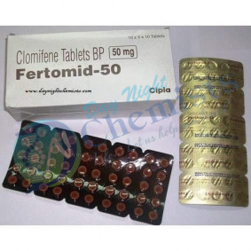 FERTOMID 50 MILLIGRAM