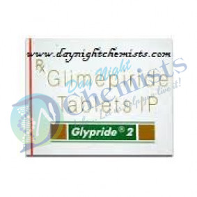 GLYPRIDE 2 MILLIGRAM