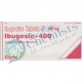 Ibugesic 400 MG Tablet