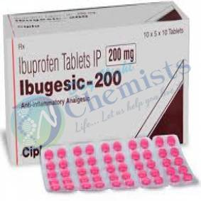 IBUEGESIC 200 MILLIGRAM
