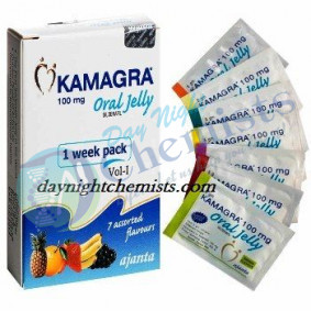 Kamagra Oral Jelly Week pack 100mg