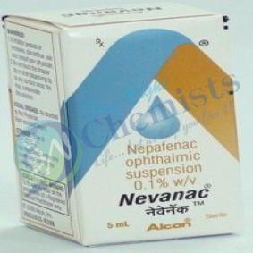 NEVANAC 5 ML EYE DROP