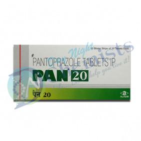 Pan 20 MG