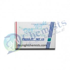 Pioglit mf 15 mgor500 mg para que