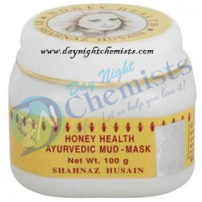 HONEY HEALTH AYURVEDIC MUD MASK 100 GRAM