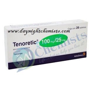 TENORIC 100+25 MG
