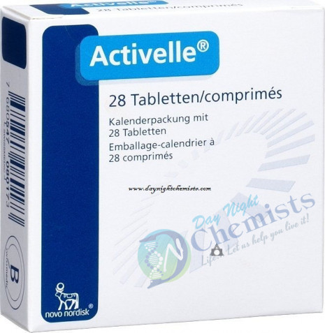 Activelle® 1Mg/0.5MG Tablet