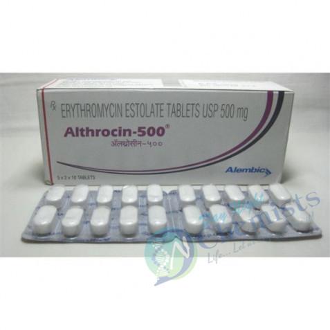 Althrocin 500 MG Tablet