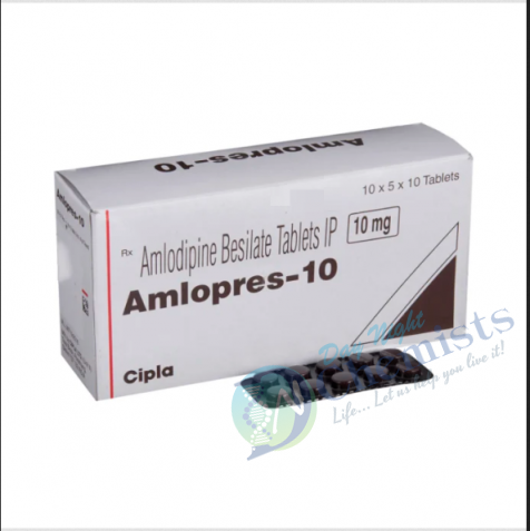 Amlopres 10 MG Tablet