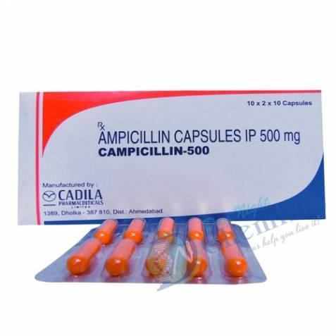 Campicillin Plus 500 MG Capsules