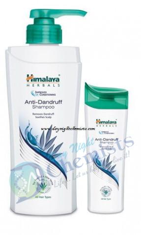 ANTI-DENDRUFF SHAMPOO 200 ML (HIMALAYA)