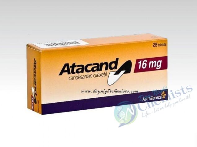 Atacand 16 Mg Tablets