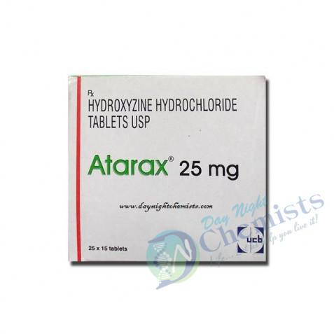 Atarax 25mg Tablet