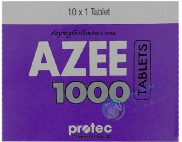 Azee 1000 MG Tablet