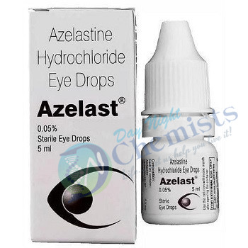 AZELAST 5 EYE DROP 0.05% 5 ML