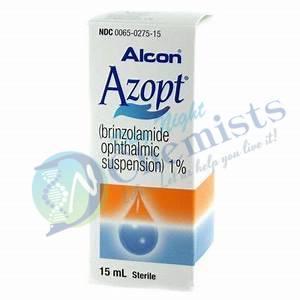 Azopt 1% Eye Drop (5Ml)