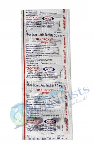 Bandrone 50 MG Tablet