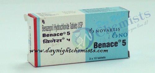 Benace 5 mg Tablet