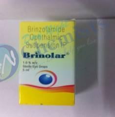 BRINOLAR 1% 5 ML EYE DROP