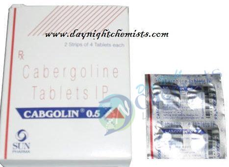 Cabgolin 0.5 Mg