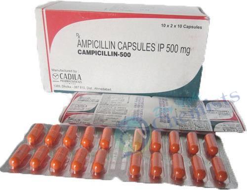 Campicillin 500 MG Capsule