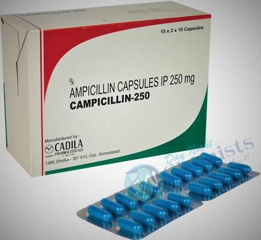 Campicillin 250 Mg