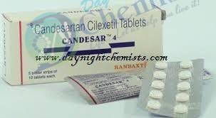 Candesar 4 mg Tablet