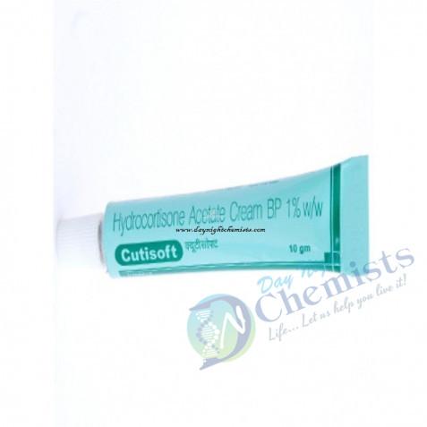 Cutisoft Cream 1% (10 Gm)
