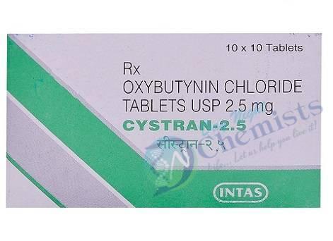 Cystran 2.5 Mg