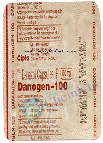 Danogen 100 Mg