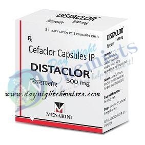 Distaclor 500 Mg