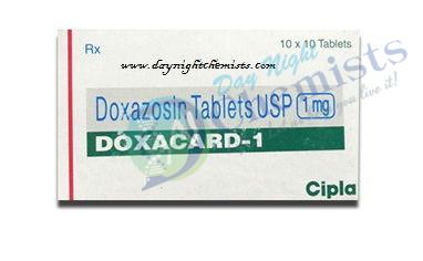Doxacard 1 MG Tablet