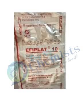Efiplat 10 Mg