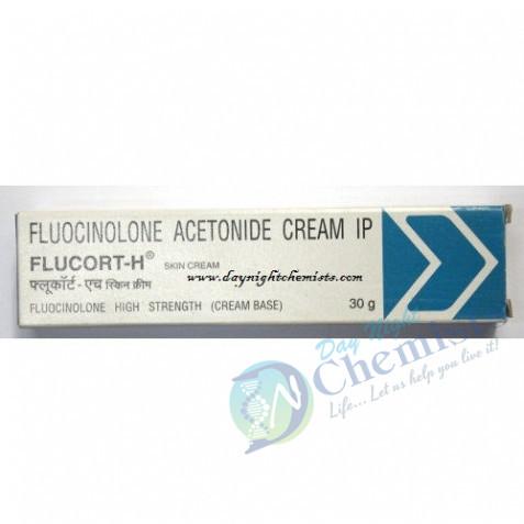 FLUCORT-H 0.1% 20 GRAMS
