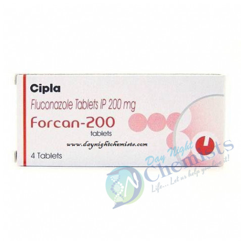 FORCAN 200 MG
