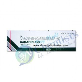 Gabapin 400 Mg