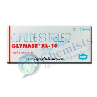 GLYNASE XL 10 MG
