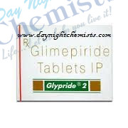 Glypride 2 MG Tablet