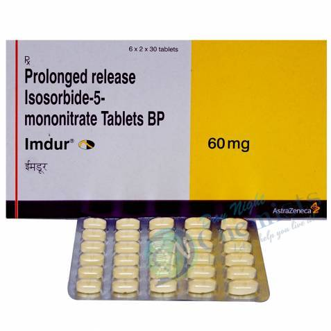 Imdur 60 Mg Tablets