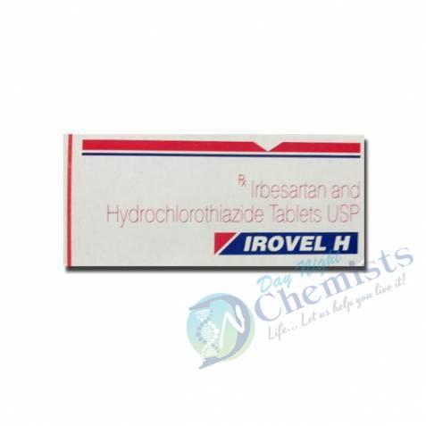 IROVEL -H 150/12.50 MG