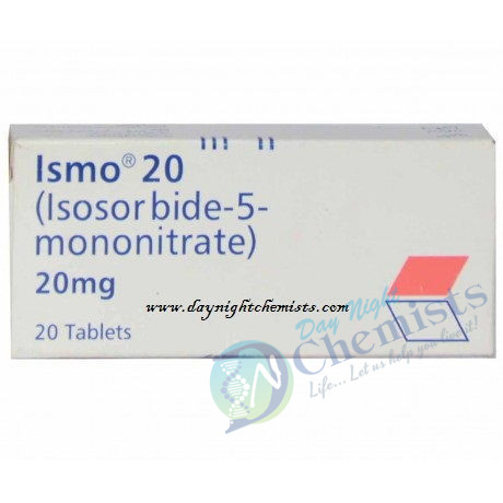 Ismo 20 MG Tablet